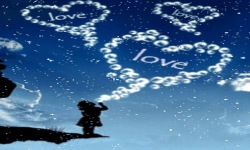 Love Cloud Live Wallpaper screenshot 2/3