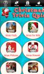 Fun Christmas Quiz Trivia - Must Have Holiday Game screenshot 3/6