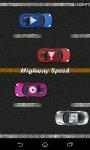 Highway Speed Car Avoidance screenshot 1/4
