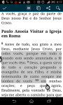Bíblia Sagrada -  Portuguese Bible screenshot 1/3