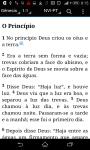 Bíblia Sagrada -  Portuguese Bible screenshot 2/3