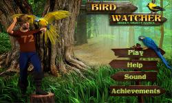 Free Hidden Object Game - Bird Watcher screenshot 1/4