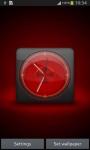 Red Clock screenshot 2/6