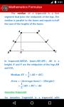 Mathematics Formulas screenshot 4/6