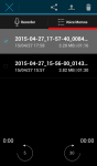 Voice Recorder HD for Professional Recording screenshot 2/5