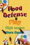 Food Defense - Bugs killer screenshot 6/6