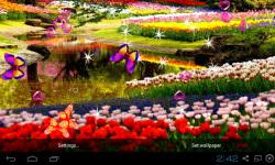 3D Garden Live Wallpaper screenshot 3/5