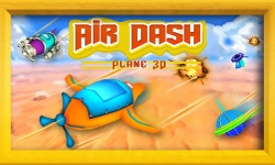 Air Force 3D : Galaxy Dash screenshot 1/5