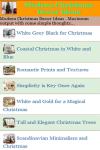 Modern Christmas Decor Ideas screenshot 2/3