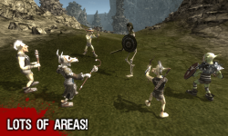 Awesome Skeleton Knight 3D screenshot 5/5