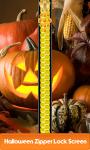 Best Halloween Zipper Lock Screen screenshot 1/6