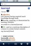 Oxford Dictionary of English - Handmark, Inc. screenshot 1/1