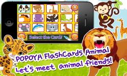 POPOYA Animal Korean FlashCard screenshot 5/5