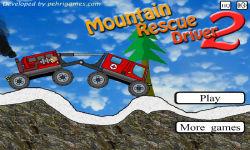 Mountain Rescue Driver screenshot 1/4