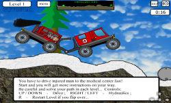 Mountain Rescue Driver screenshot 3/4
