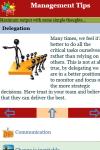 Management Tips V1 screenshot 3/3