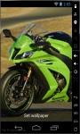 Kawasaki Motor Live Wallpaper screenshot 3/3
