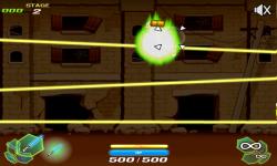 Backyard War Games screenshot 1/4