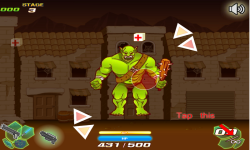 Backyard War Games screenshot 3/4