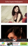 Esha Gupta Wallpapers screenshot 1/6
