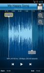 MP3 Cutter Make Ringtone screenshot 1/3