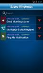 MP3 Cutter Make Ringtone screenshot 3/3