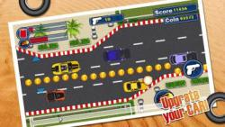 Traffic Racing screenshot 1/2