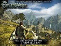 Ravensword Shadowlands 3d RPG veritable screenshot 3/6