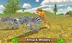 Furious Tiger Simulator screenshot 2/5