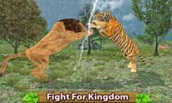 Furious Tiger Simulator screenshot 5/5