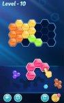 Hexa Puzzle Freemium screenshot 2/2