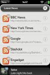 Global News Feed  screenshot 1/2