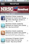 Global News Feed  screenshot 2/2