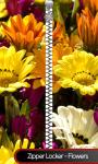 Zipper Locker – Flowers screenshot 1/6