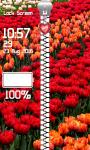 Zipper Locker – Flowers screenshot 4/6
