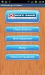 SMSBanking for Indian Banks by Paijwar screenshot 1/3
