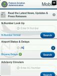 Federal Aviation Administration screenshot 1/1