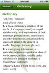 Macquarie Complete Australian Dictionary screenshot 1/1