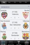 Spanish FF Live screenshot 1/1
