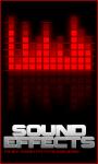 Sound Effects HD screenshot 1/6
