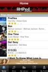 SingTel AMPed screenshot 1/1
