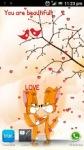 Romantic Hearts Live HD wallpaper  screenshot 1/3