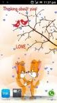 Romantic Hearts Live HD wallpaper  screenshot 2/3