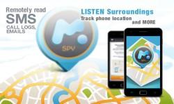 mSpy - Mobile Tracking and Spy screenshot 2/4