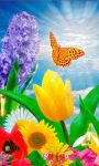 Summer Mix Flowers LWP screenshot 2/3
