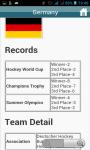 Hockey Team Quick Facts screenshot 2/4