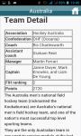 Hockey Team Quick Facts screenshot 3/4