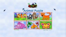Free Animal Puzzle  screenshot 1/3