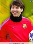 Lionel Messi 2014 HD screenshot 2/3