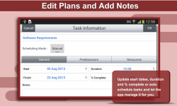 Project Planning Pro screenshot 3/6